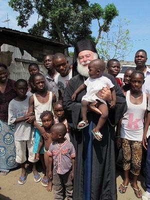 Миссионеры в Кении