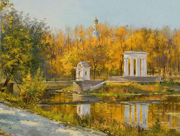 Харитоновский сад А.Ефремов