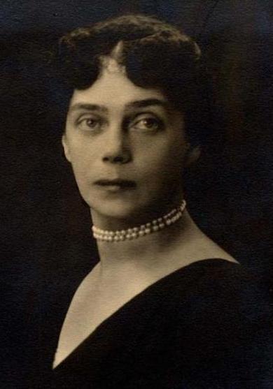 Великая Княгиня Ксения Александровна
