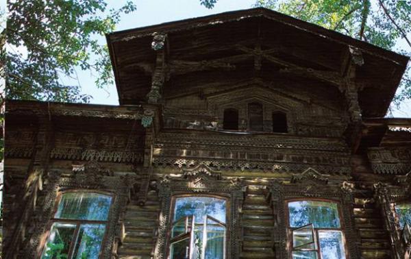 Дом Е.Ф. Степанова