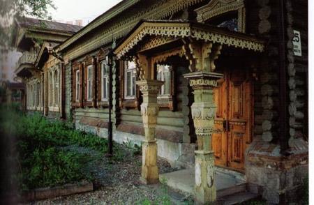 Дом К.М. Попова
