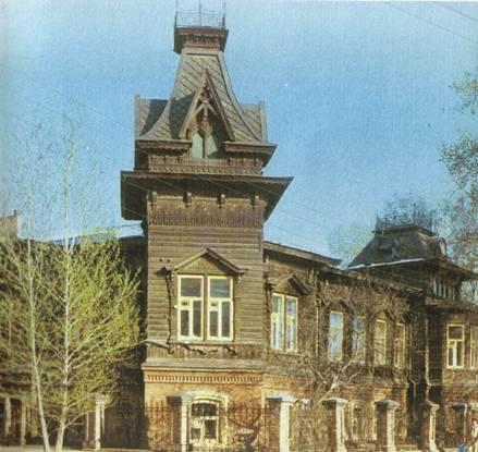 Дом Э.Ф. Филитц