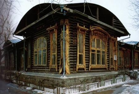 Дом Серебряковых