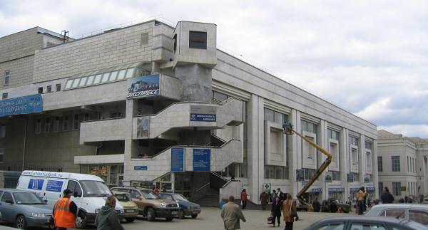 Фото 6 Современное здание вокзала