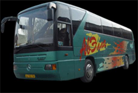 Рисунок 1. Внешний вид автобуса «Mersedes»