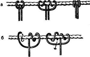 Рис. 14. Схватывающий узел