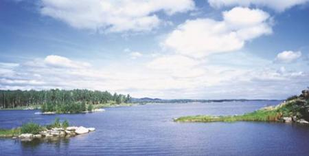 Рис. 4. Озеро Исетское