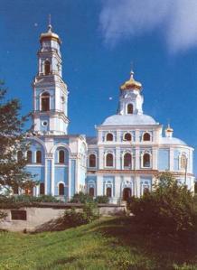 Рис. 2. Вознесенская церковь