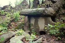 Рис. 2. Дольмен над Свирской щелью, Геленджик, Россия (фото с сайта http://megalith.ru)