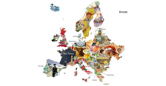 лит_карта_европы